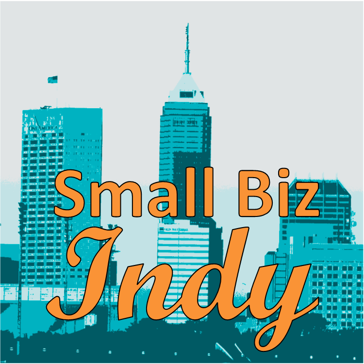 Small Biz Indy Podcast Logo