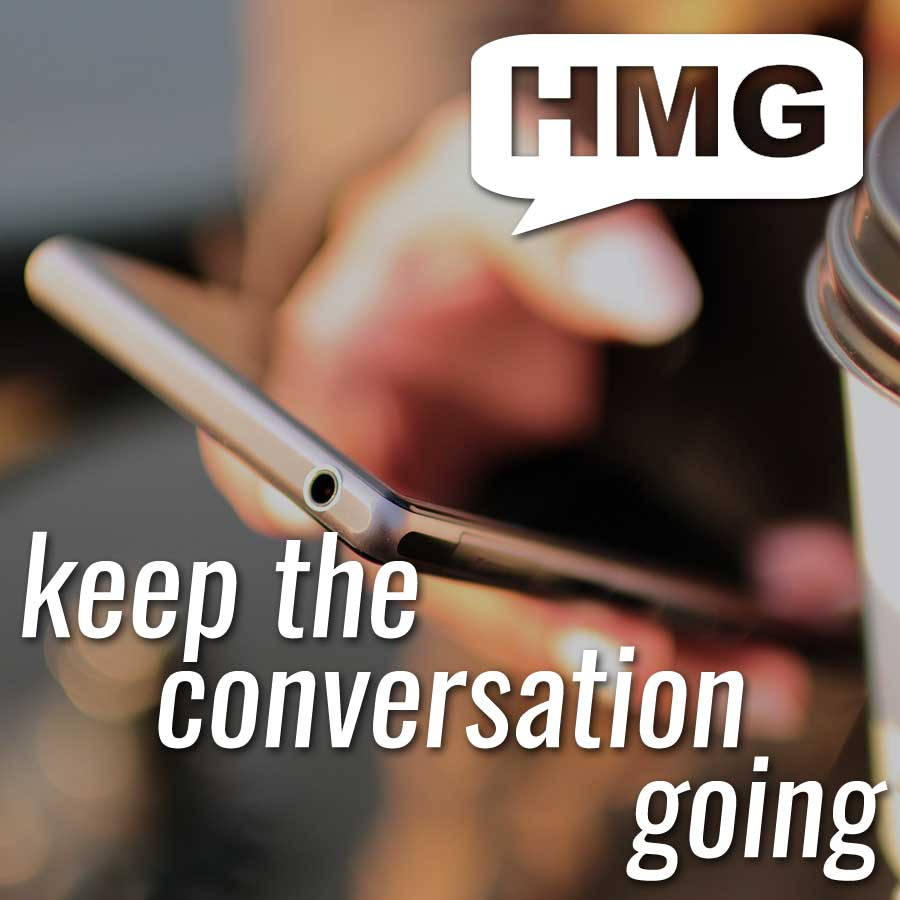Keep the Conversation Going with Social Media Management for Small Business from Henry Marketing Group