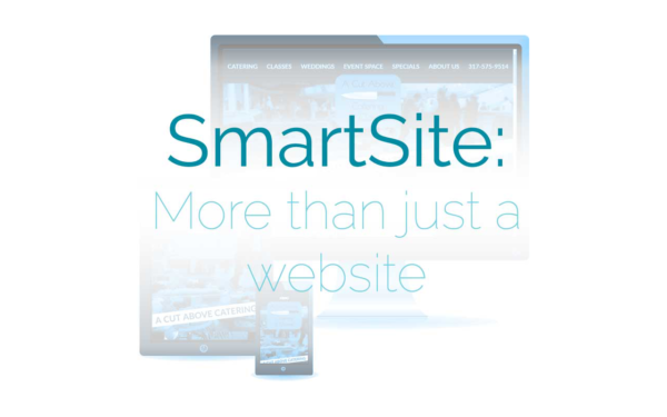 SmartSite: More than just a website